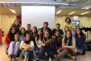 Equipo Voluntariado Mente Santiago- Concepción