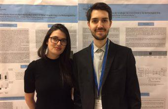 Estudiantes UDD presentan trabajos de investigación en Congreso Nacional de Psicología