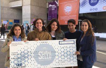 Estudiantes de Psicología UDD Santiago ganaron concurso de la Semana Sello UDD