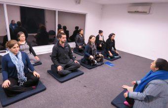 SPI  Santiago dictó curso de Mindfulness para el Trabajo y Autocuidado para profesionales de diversas áreas