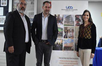 Expertos de centro de estudios de la Facultad de Psicología impartieron Conferencia sobre Neurociencias y Emociones en Concepción