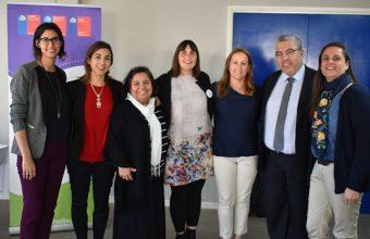 Seminario ALMA en Concepción reunió a cuatro expertas que hablaron sobre la importancia del rol parental en la educación