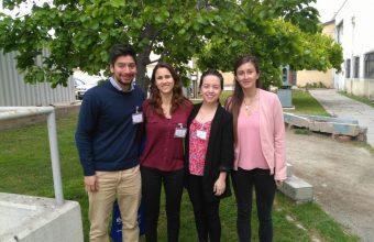 Estudiantes y Alumni de Psicología expusieron en XII Congreso Chileno de Psicología en La Serena