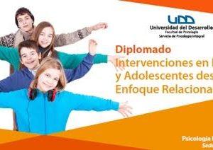 Diplomado Intervenciones en Niños y Adolescentes Desde un Enfoque Relacional