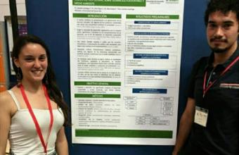 Alumni de Psicología desarrolla su trabajo en Centro de Investigación de la Facultad de Ingeniería UDD