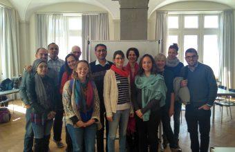 Dra. Carolina Aspillaga participa de encuentro internacional sobre bienestar infantil en Zurich