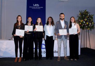 Docentes y estudiantes fueron reconocidos en Premiación Año Académico …