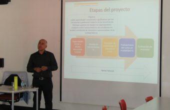 Director del MDO, Daniel Soto, expuso metodología en Seminario de Innovación Docente UDD