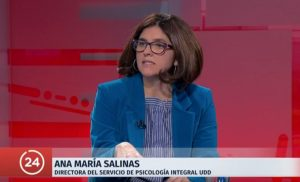 Anita Salinas- TVN