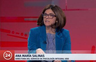 [Canal 24 horas] Directora del SPI Santiago es entrevistada por casos de abuso a menores de edad