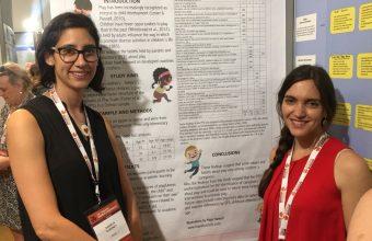 Investigadoras del CARE exponen en Congreso Mundial de Salud Mental Infantil (WAIMH) en Roma