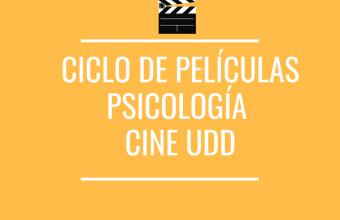 Psicología y Cine UDD organizan ciclo de películas chilenas en Santiago
