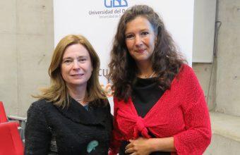 Dra. Bárbara Braütigam realiza clase magistral en la UDD previo a su presentación en Congreso de Psicoterapia
