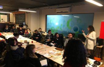 Diplomados del área laboral organizan workshop sobre el