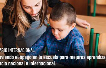 Participa del Seminario Internacional: Promoviendo el Apego en la escuela para Mejores Aprendizajes en Concepción
