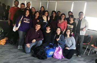 Curso de Mindfulness y Autocuidado del SPI se desarrolla con éxito en Concepción