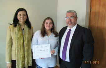 Director de carrera y estudiantes de Concepción destacan en Concurso de Aforismos de Humanidades