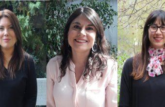 Tres nuevos Fondecyt para Psicología: Investigadoras del CIME y CARE se adjudicaron Proyecto Fondecyt de Iniciación 2018