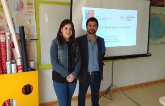 Dr. Pablo Fossa dicta charla en el marco del programa