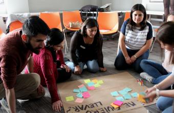 Workshop desarrolló innovadoras herramientas de fortalecimiento humano del trabajo grupal en líderes
