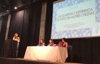 Dra. Soledad Coo presenta resultados de su investigación en Congreso internacional de Nacimiento y Parto
