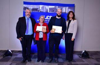 Conoce a los docentes y estudiantes reconocidos en la Premiación Año Académico 2018 en Concepción