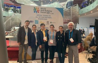 Investigadores de Psicología UDD presentan sus trabajos en el World Anti-Bullying Forum