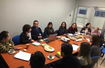 SPI expuso en encuentro con Unidad de Psicotrauma de SSC