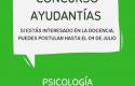 CONCURSO AYUDANTÍAS PSICOLOGÍA2019- PRIMER SEMESTRE (2)