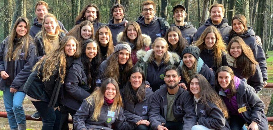 Exitosa 10° versión de Sonríe UDD convocó a 24 estudiantes de Psicología Santiago