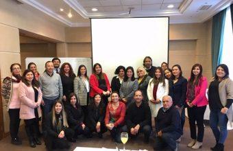 Profesionales de Coquimbo se capacitan en Lectura y análisis de informes periciales