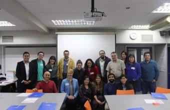 Consultora y Coach internacional realizó workshop sobre Transformación Cultural en Ambientes Digitales