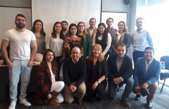Magíster en Desarrollo Organizacional MDO da bienvenida a versión 2019 con visita internacional