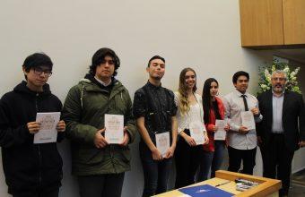 Premiación de Concurso de Ensayos para alumnos de 4to medio celebró su décima versión en Concepción
