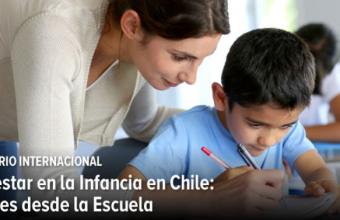 Invitada internacional participará del Seminario sobre Bienestar en la infancia en Chile: aportes desde la escuela