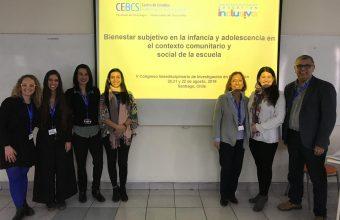 Miembros del CEBCS exponen en Congreso interdisciplinario de investigación en Educación
