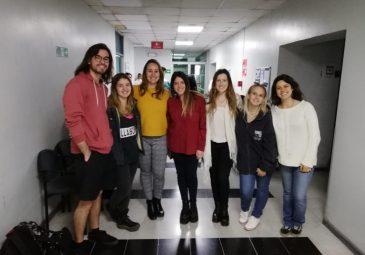Estudiantes de Psicología participan en programa de pacientes mentores
