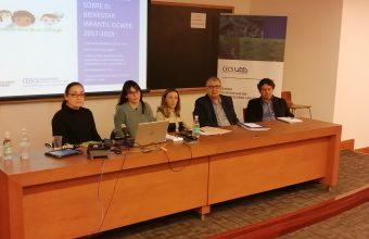 Importantes resultados fueron discutidos en seminario sobre Bienestar en la infancia en Chile