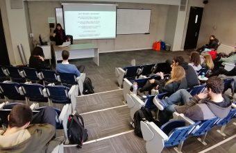 Áreas no tradicionales son tratadas en charlas organizadas durante el Mes del Psicólogo/a