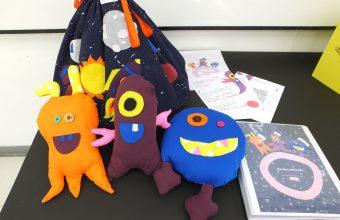 Proyecto infantil une a las facultades de Diseño y Psicología con excelentes resultados
