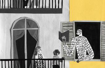 Pensamientos en cuarentena por Virginia Lehuedé