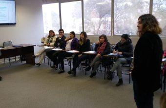 Directora del SPI Santiago dicta curso sobre lectura y análisis de informes periciales a profesionales de la CAJ de la Región de Atacama